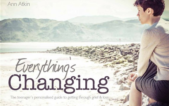 Everything's Changing Book Cover Photo